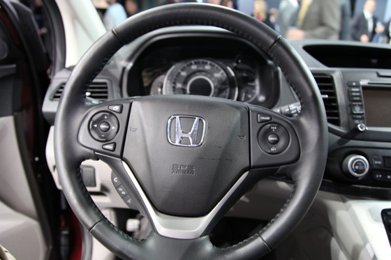 2012 Honda CR-V Delivers Fuel Economy and Performance Improvements - LA Auto Show featured image large thumb5