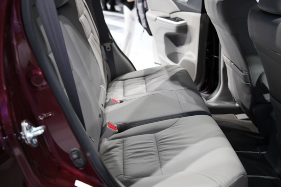 2012 Honda CR-V Delivers Fuel Economy and Performance Improvements - LA Auto Show featured image large thumb9