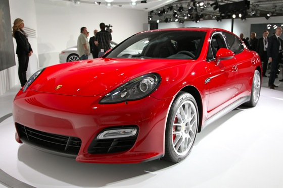 2013 Porsche Panamera GTS: Behind the Badge - LA Auto Show