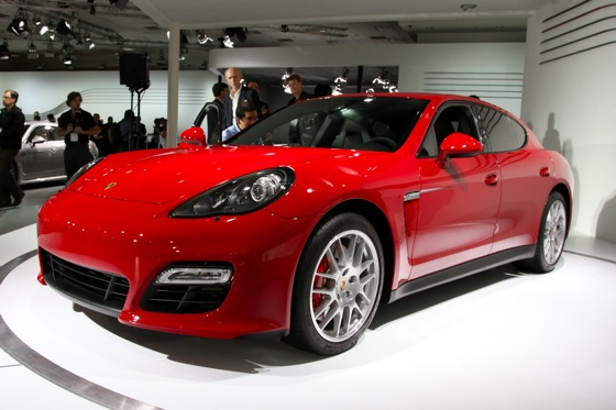 2013 Porsche Panamera GTS: Behind the Badge - LA Auto Show featured image large thumb2