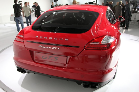 2013 Porsche Panamera GTS: Behind the Badge - LA Auto Show featured image large thumb5
