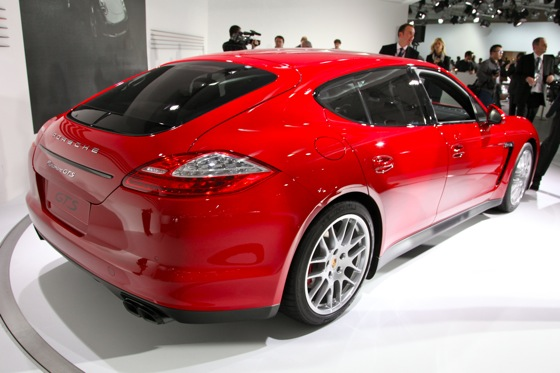 2013 Porsche Panamera GTS: Behind the Badge - LA Auto Show featured image large thumb6