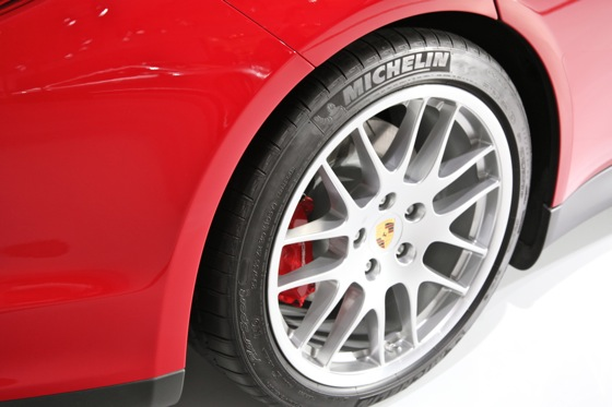 2013 Porsche Panamera GTS: Behind the Badge - LA Auto Show featured image large thumb7