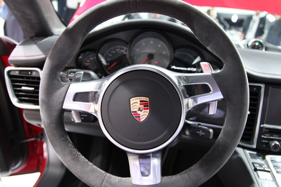 2013 Porsche Panamera GTS: Behind the Badge - LA Auto Show featured image large thumb10