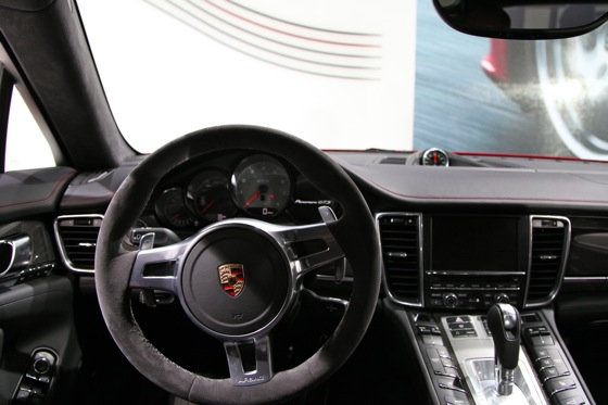 2013 Porsche Panamera GTS: Behind the Badge - LA Auto Show featured image large thumb12