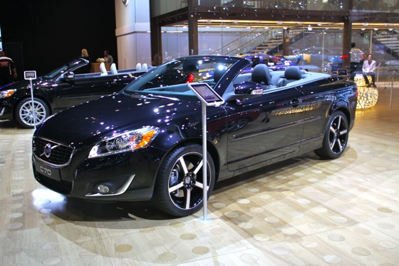 2012 Volvo C70 Inscription - LA Auto Show - Image Gallery