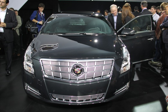 Cadillac User Experience - LA Auto Show featured image large thumb0