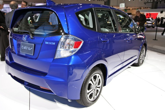Honda's All-Electric Fit Unveiled, Available For Lease in 2012 - LA Auto Show featured image large thumb1