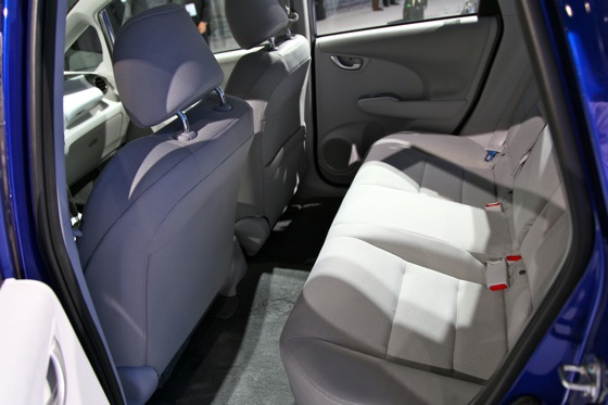 Honda's All-Electric Fit Unveiled, Available For Lease in 2012 - LA Auto Show featured image large thumb12
