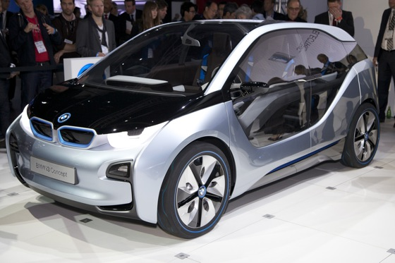BMW i3 Concept - LA Auto Show featured image large thumb0