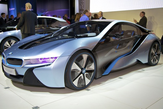 BMW i8 Concept - LA Auto Show featured image large thumb0