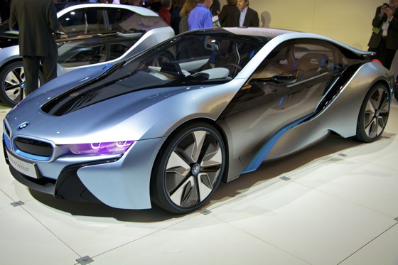 BMW i8 Concept - LA Auto Show featured image large thumb1