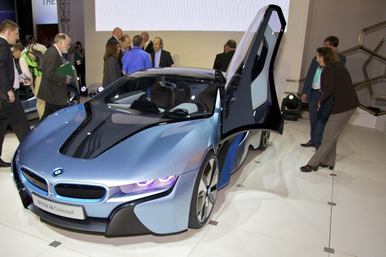 BMW i8 Concept - LA Auto Show featured image large thumb2