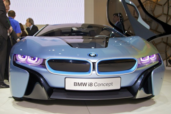 BMW i8 Concept - LA Auto Show featured image large thumb3