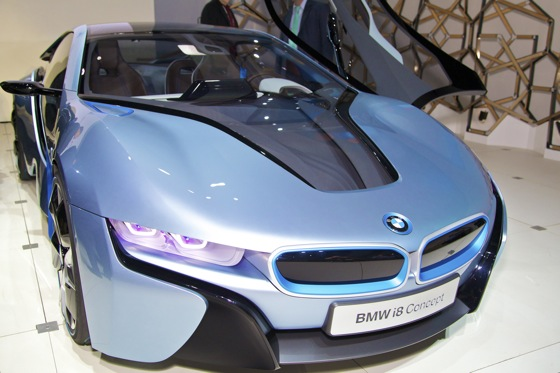 BMW i8 Concept - LA Auto Show featured image large thumb4