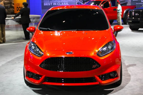 Ford Fiesta ST Concept - LA Auto Show featured image large thumb1