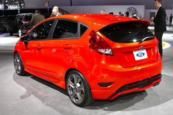 Ford Fiesta ST Concept - LA Auto Show featured image large thumb3