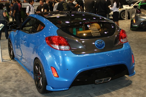 PM Lifestyle Customizes Hyundai Veloster - SEMA Auto Show featured image large thumb5