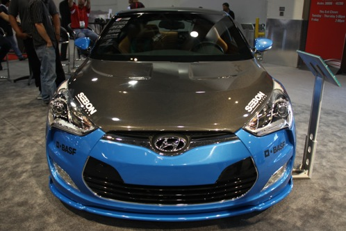 PM Lifestyle Customizes Hyundai Veloster - SEMA Auto Show featured image large thumb7