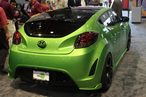 Hyundai's Remix Lab Velosters - SEMA Auto Show featured image large thumb2