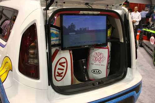 'Hole In One' Kia Soul - SEMA Auto Show featured image large thumb11