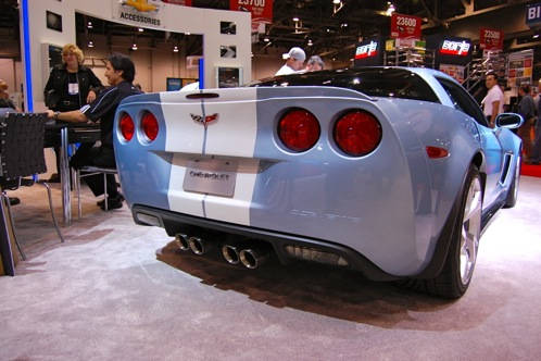 2012 Chevrolet Corvette - SEMA Auto Show featured image large thumb6