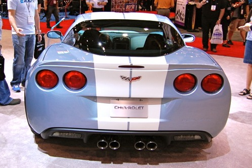 2012 Chevrolet Corvette - SEMA Auto Show featured image large thumb7