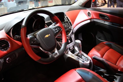 2012 Chevrolet Cruze Concepts - SEMA Auto Show featured image large thumb4