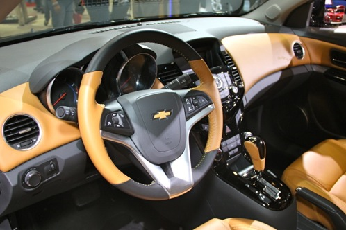 2012 Chevrolet Cruze Concepts - SEMA Auto Show featured image large thumb10