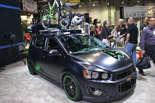 2012 Chevrolet Sonic - SEMA Auto Show featured image large thumb10