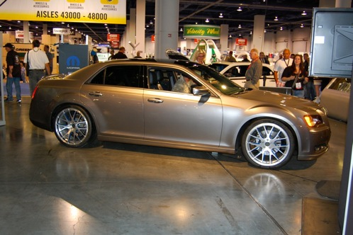 Chrysler 300 SF6 - SEMA Auto Show featured image large thumb0