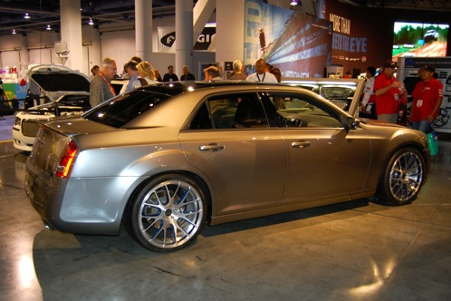 Chrysler 300 SF6 - SEMA Auto Show featured image large thumb2