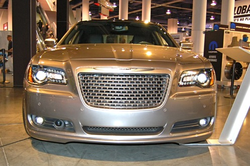 Chrysler 300 SF6 - SEMA Auto Show featured image large thumb5