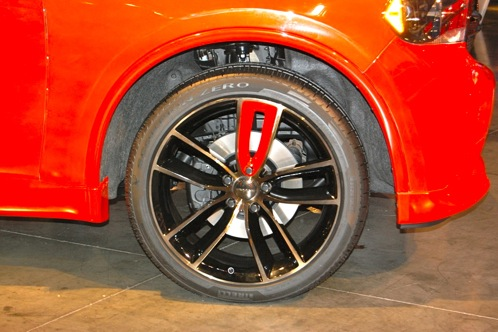 Dodge Goes Bright with Durango Tow Hook - SEMA Auto Show featured image large thumb4