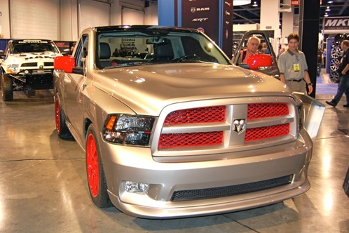 Ram 392 Quick Silver Proves Big Can be Fast - SEMA Auto Show featured image large thumb1
