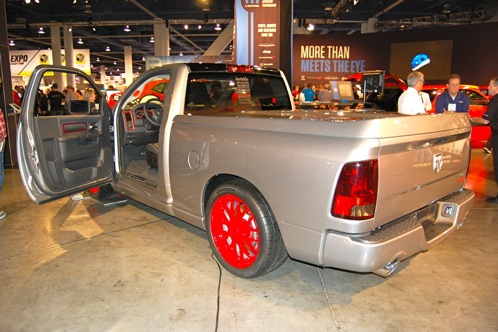 Ram 392 Quick Silver Proves Big Can be Fast - SEMA Auto Show featured image large thumb3