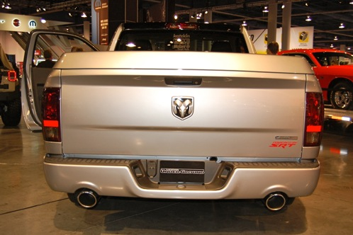 Ram 392 Quick Silver Proves Big Can be Fast - SEMA Auto Show featured image large thumb4