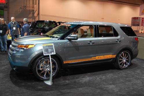 Ford Brings Modified Explorers to SEMA - SEMA Auto Show featured image large thumb21