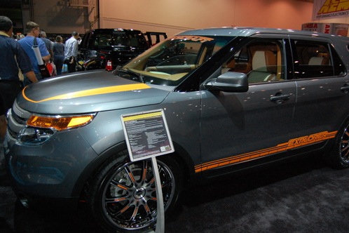Ford Brings Modified Explorers to SEMA - SEMA Auto Show featured image large thumb24