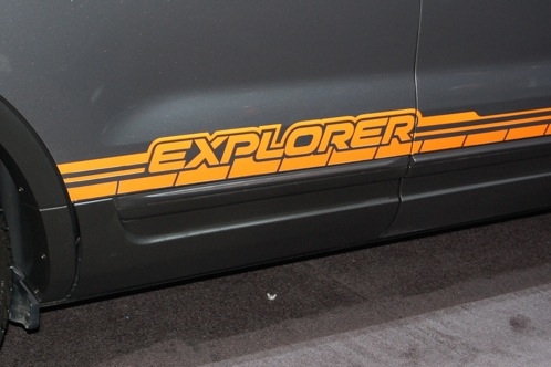 Ford Brings Modified Explorers to SEMA - SEMA Auto Show featured image large thumb32