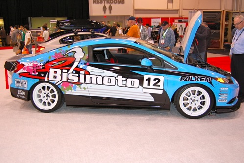 Tuners Take On 2012 Honda Civic Si - SEMA Auto Show featured image large thumb0