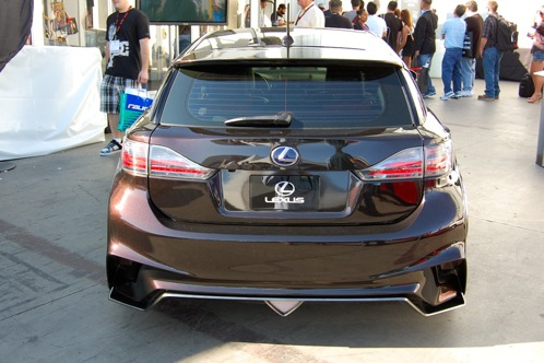 Five Axis Lexus CT200h - SEMA Auto Show featured image large thumb1