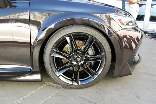Five Axis Lexus CT200h - SEMA Auto Show featured image large thumb2