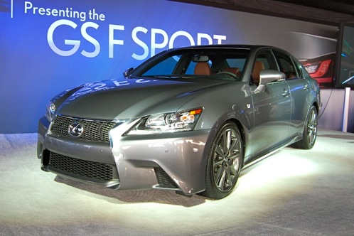 Lexus GS350 F Sport - SEMA Auto Show featured image large thumb0