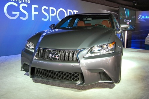 Lexus GS350 F Sport - SEMA Auto Show featured image large thumb1
