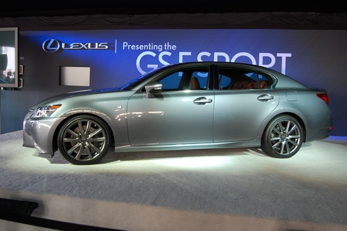 Lexus GS350 F Sport - SEMA Auto Show featured image large thumb2