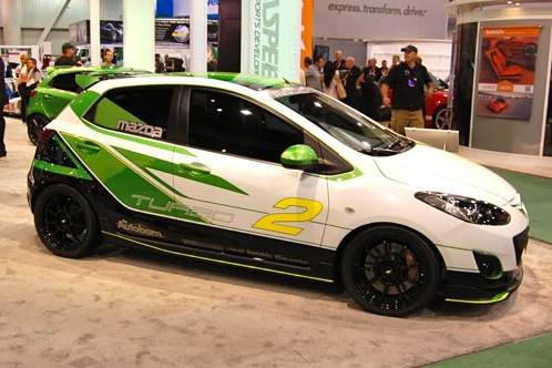 Mazda2 Turbo2 - SEMA Auto Show featured image large thumb2