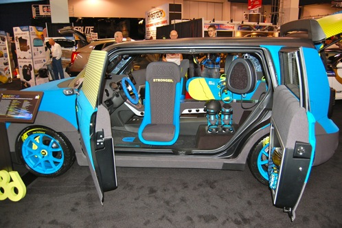 2012 Scion xB Numeric - SEMA Auto Show featured image large thumb0