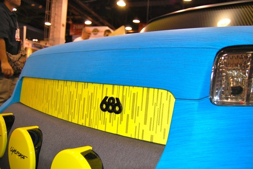 2012 Scion xB Numeric - SEMA Auto Show featured image large thumb3