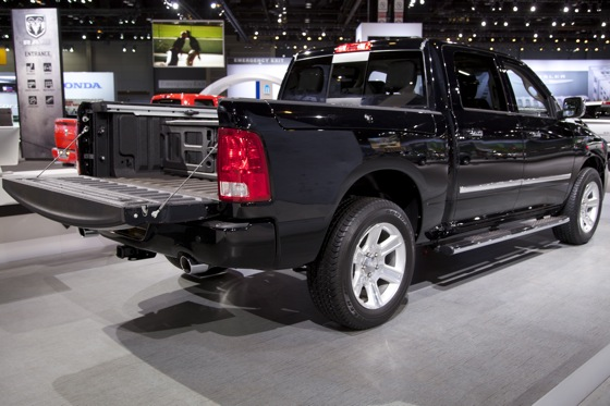 2012 Ram Truck Laramie Limited: Chicago Auto Show featured image large thumb5
